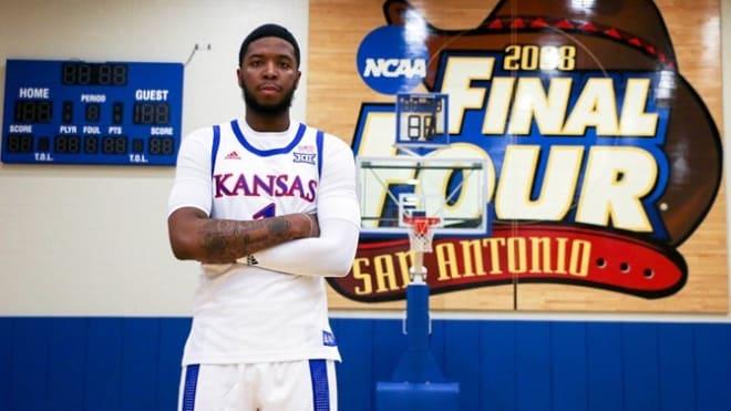 Kansas Lands Graduate Transfer Isaiah Moss After He Originally Committed to Arkansas