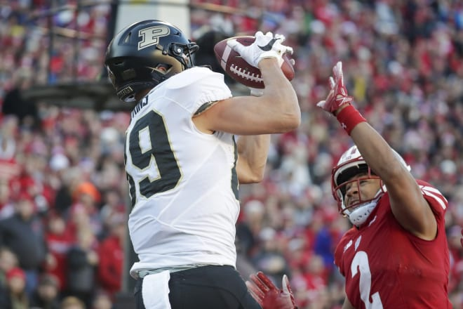 Purdue heads to Wisconsin as heavy underdogs clinging to bowl hopes