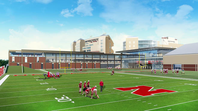 The construction bid process for the new Nebraska Football complex is underway.