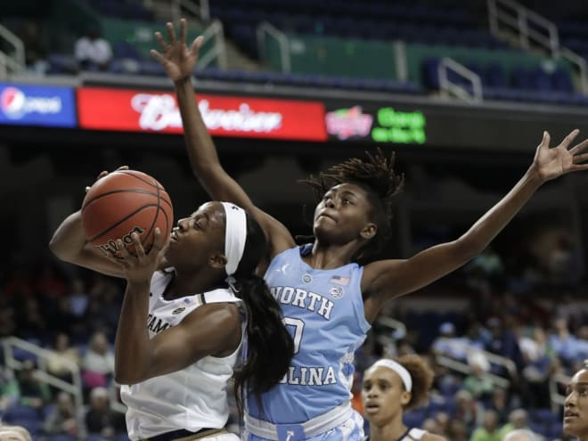 Jackie Young scored 19 points and added nine assists and seven rebounds in the win over North Carolina.
