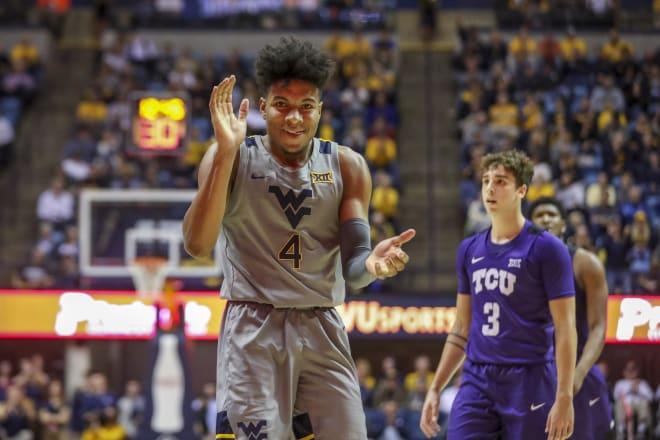 West Virginia beats Missouri in Big 12/SEC Challenge