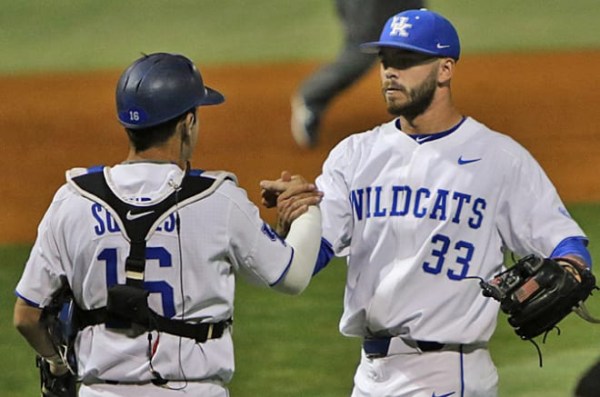 best service 57935 7bd94 CatsIllustrated - Kentucky Wildcats lead college baseball ...