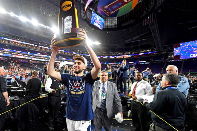 CavsCorner - Looking back on Virginia sports in 2018-2019: Part I