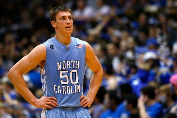 Tyler Hansbrough's incredible UNC career makes him the obvious choice to represent Missouri in our series.