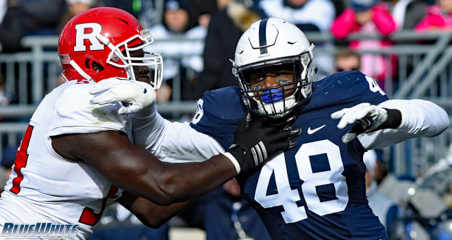 BlueWhiteIllustrated - Rutgers Preview: The Big Hurt