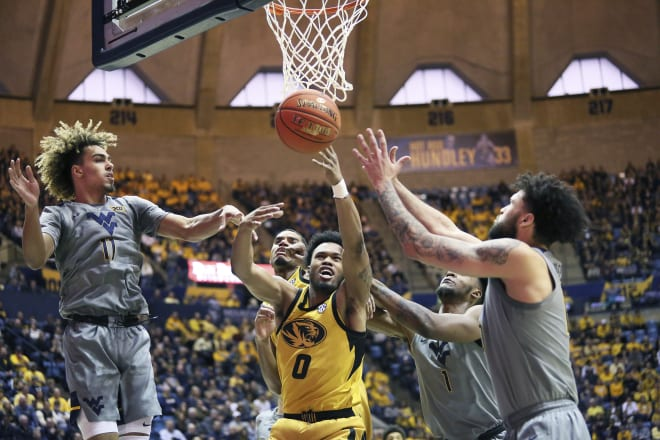 West Virginia climbs in polls, but remains just outside of Top 10