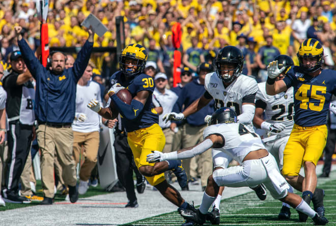 TheWolverine - Instant Recap: Michigan 24, Army 21 (Double Overtime)