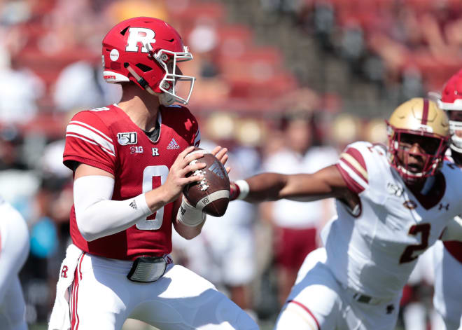 TheKnightReport - Rutgers Football suffers 30-16 loss to former Big East foe Boston College