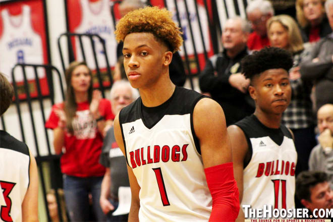 new arrival be1bc b9e4c TheHoosier - IU Target Romeo Langford Sets Decision Timeline