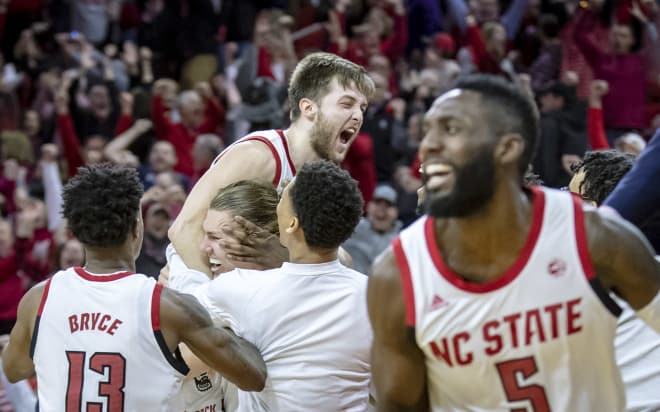 Quick Hits From NC State's 69-67 Win Over