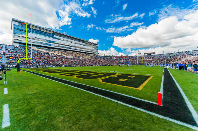 Playing seven games in Ross-Ade Stadium has been the norm. Since 2006, Purdue has played seven home games each season except for one: 2017.