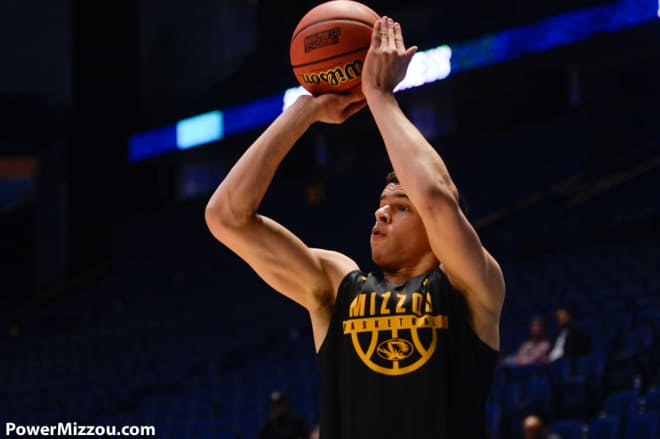 What Michael Porter Jr. said following Missouri's loss in the NCAA Tournament