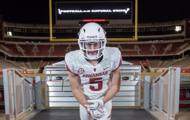 HawgBeat - Arkansas Lands In-State PWO Legacy, Wide Receiver