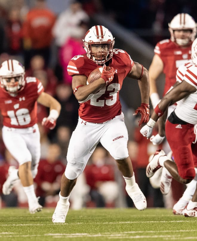 Michigan, No. 15 Wisconsin meet in marquee matchup