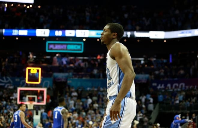 With history as a tool, Kenny Williams and the older Tar Heels know something bigger and more important still looms.