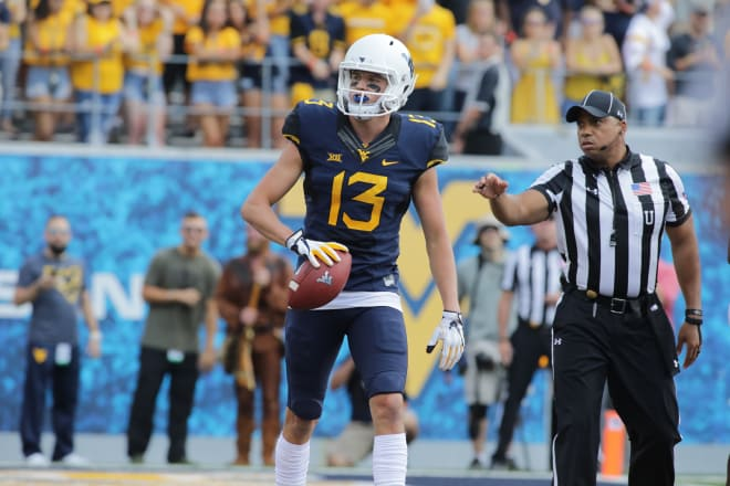 premium selection a341e e6ab8 WVSports - An early look at WVU's 2019 NFL Draft prospects ...