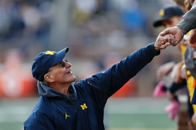 The Michigan Wolverines' football team will take on Alabama in the Jan. 1 Citrus Bowl.