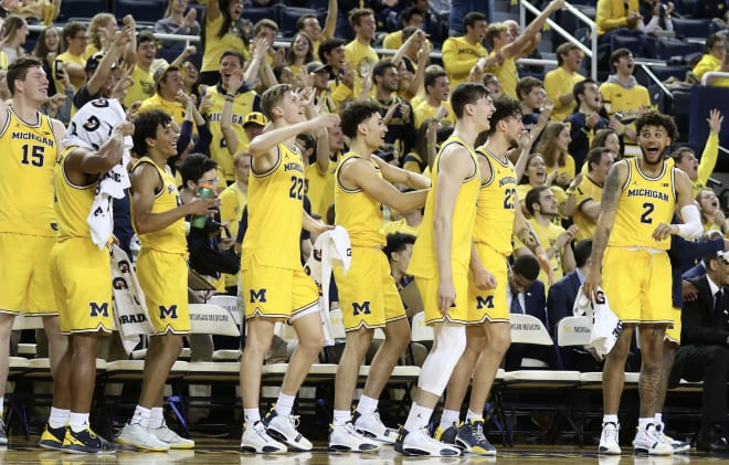 Michigan Wolverines basketball is headed to the Bahamas over Thanksgiving.