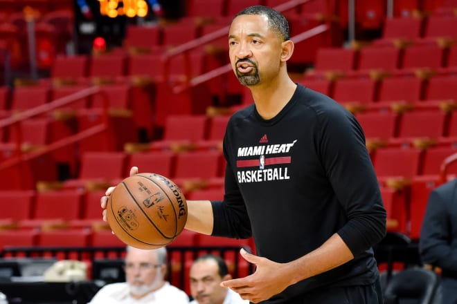 MI  hires Juwan Howard as basketball coach