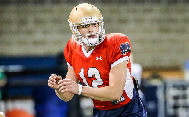 The latest news and notes surrounding the Notre Dame Fighting Irish.