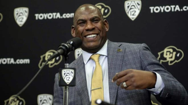 Mel Tucker comes to Colorado after a successful run at Georgia under Kirby Smart.