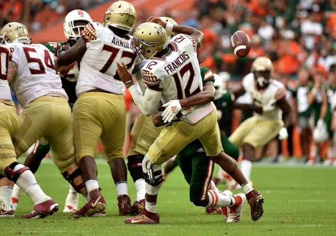 Miami Hurricanes defense took game from Florida State