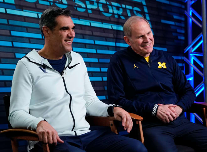Michigan Basketball To Play At Villanova Next Season In Title Game Rematch