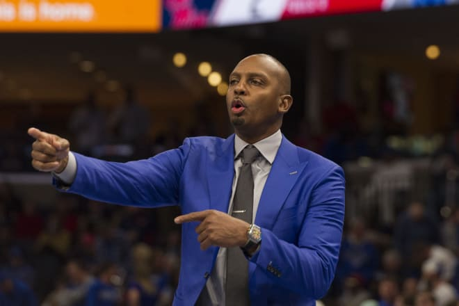 "Memphis coach Anfernee ""Penny"" Hardaway and the Tigers take on NC State at 4 p.m. Thursday at the Barclays Center in Brooklyn, N.Y."