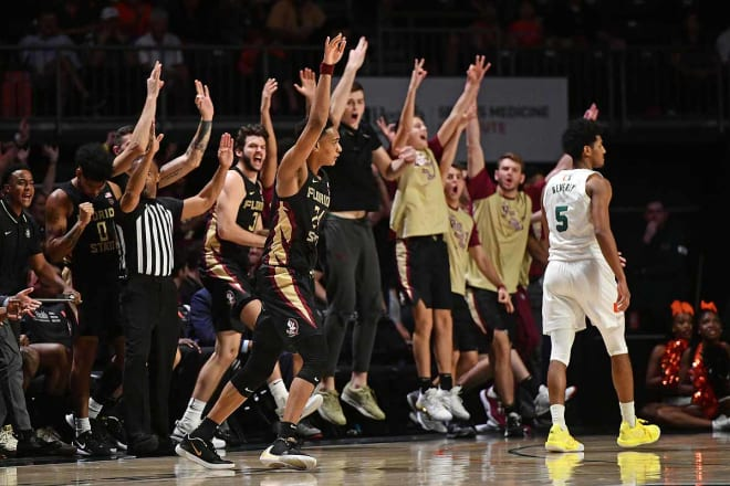 Warchant - Florida State basketball cracks the top five for first time in 47 years