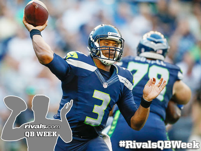 Rivals Rivals Qb Week Five Two Stars Who Reached The Nfl