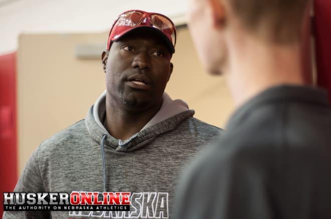Running backs coach Reggie Davis hopes one of this three veteran backs can emerge in Fall Camp.
