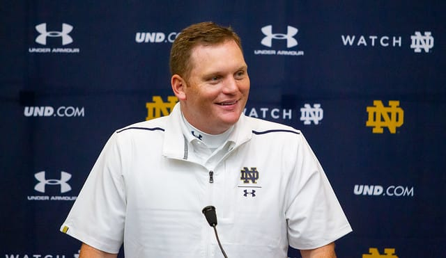 Chip Long said having confidence inserting No. 2 quarterback Phil Jurkovec into a game was a priority on offense this August.