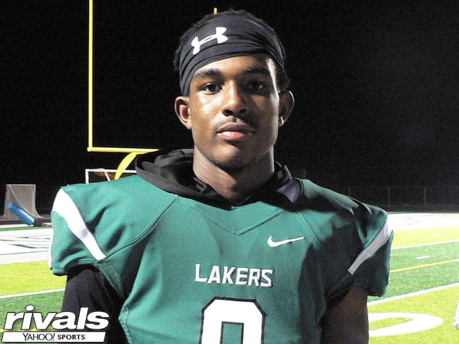 Four-star safety Makari Paige is in regular contact with Notre Dame