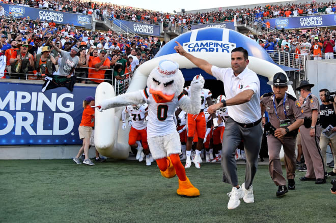 Florida band director attacked by Miami fan expected to be OK