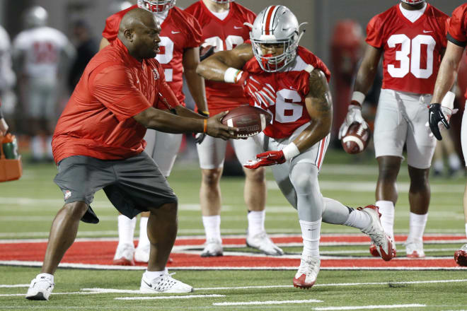 Antonio Williams is quicker after losing 17 pounds