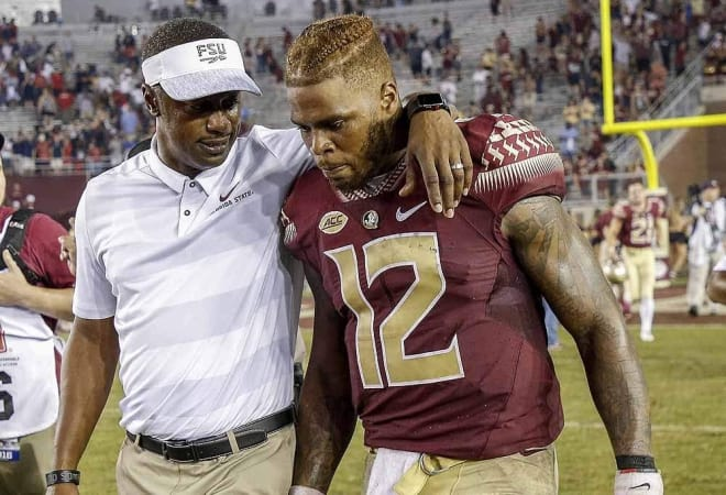 Florida State Stoped Asking The 'Noles To #DoSomething In A Blowout