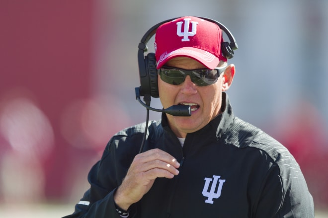 Indiana is hoping for its first winning season entering its third year under head coach Tom Allen.