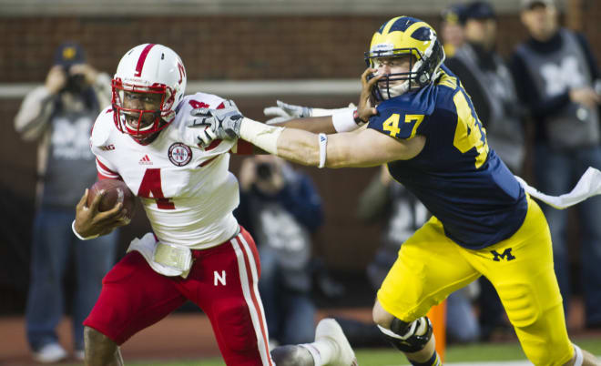 Nebraska and Michigan will play for the first time this season since 2013, when the Huskers swept back-to-back meetings with the Wolverines in Lincoln and Ann Arbor.