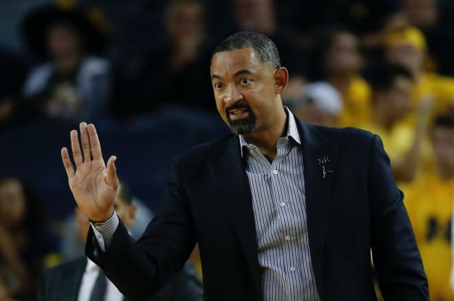 Michigan Wolverines basketball head coach Juwan Howard is entering his second year at the helm.