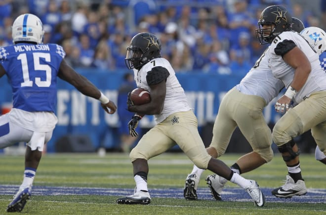 Will it be a better second half for Ralph Webb and the VU offense?