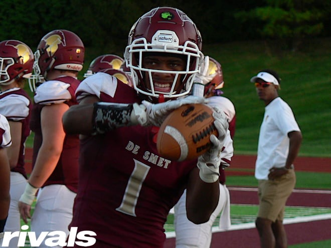 BlueAndGold - On The Road: Live Updates From ND Commit Jordan Johnson's Game