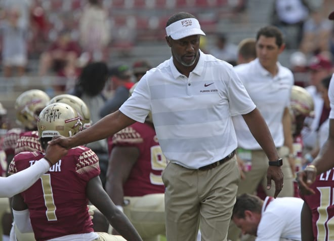 Warchant - Clark: This could be defining moment for Taggart, FSU football