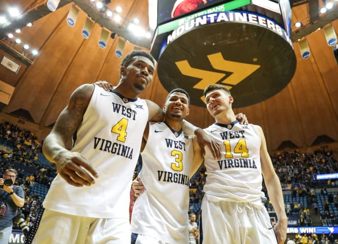 No. 2 West Virginia falters at No. 8 Texas Tech