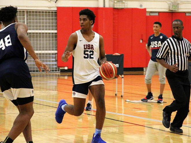 USA Basketball: Five-star Josh Christopher remains a national priority