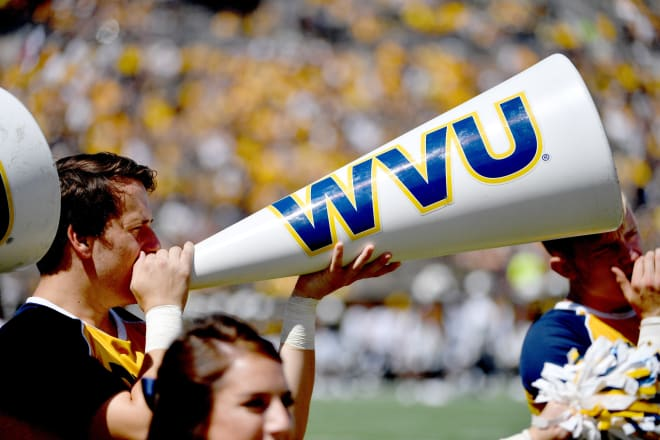 The West Virginia Mountaineers football team has yet to record a rush over 10+ yards.