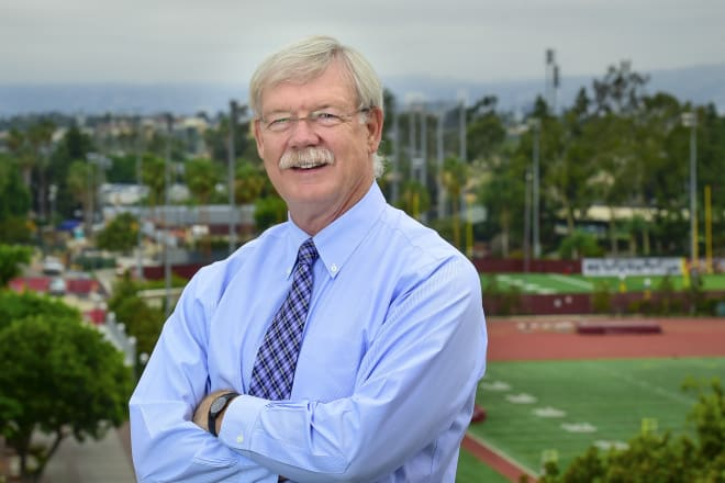 TrojanSports - Interim USC AD Dave Roberts goes in-depth on his role and the AD search