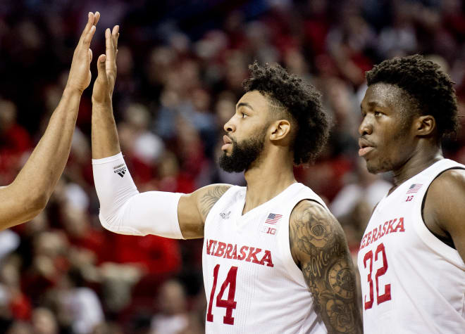Nebraska holds off Wisconsin