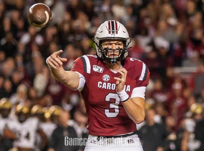 South Carolina Gamecocks football: Ryan Hilinski speaks to ...