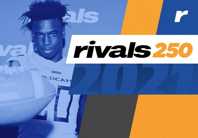 Eleven instate prospects including one UNC commit are among the Rivals250 released Wednesday.
