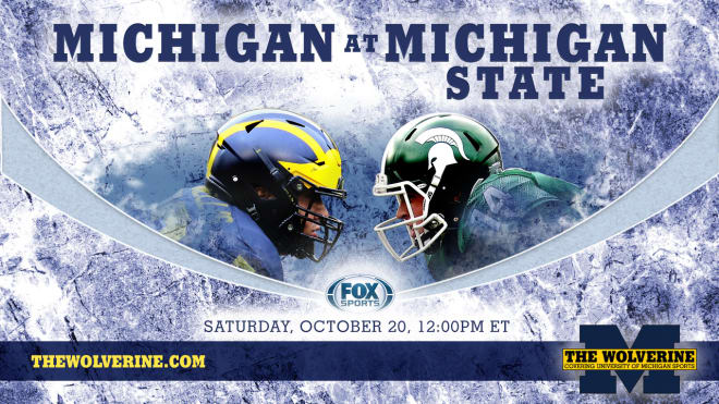 Shea Patterson throws first Michigan TD against MSU since 2011